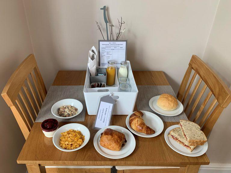 Millbrook Breakfast Basket