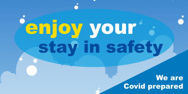 COVID Ready - Stay in Safety