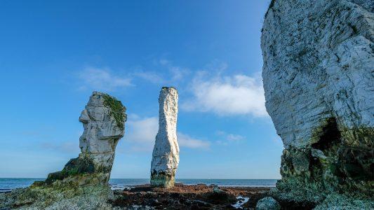 Old Harry Rock