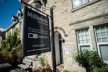 Millbrook Sign